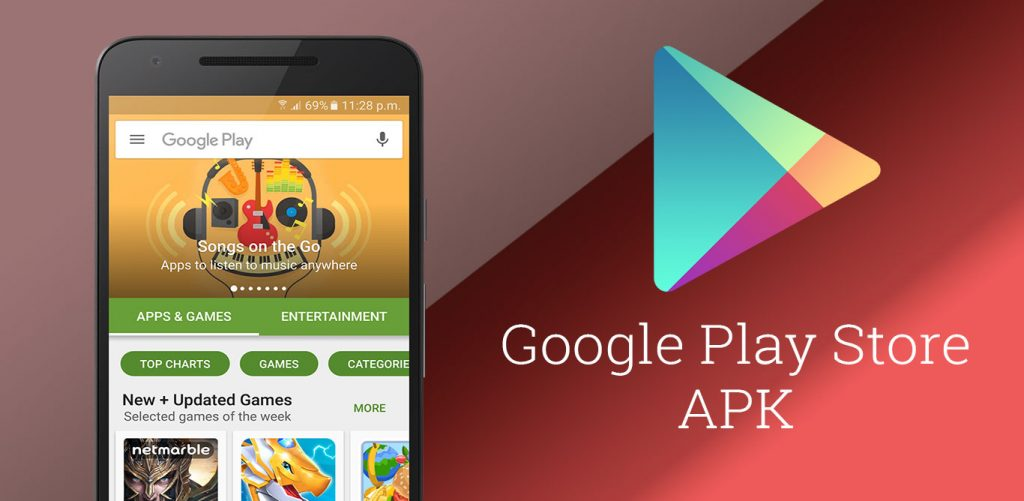 android google play download to sd card